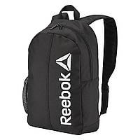 Рюкзак Reebok Active Core Backpack 19L Оригинал Городской спортивный Чёрный