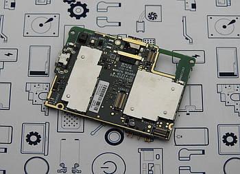 Материнская плата Sony M C1905 1\4Gb оригинал с разборки (100% рабочая)