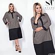 Платье женское стильное размеры: 50-56, фото 2