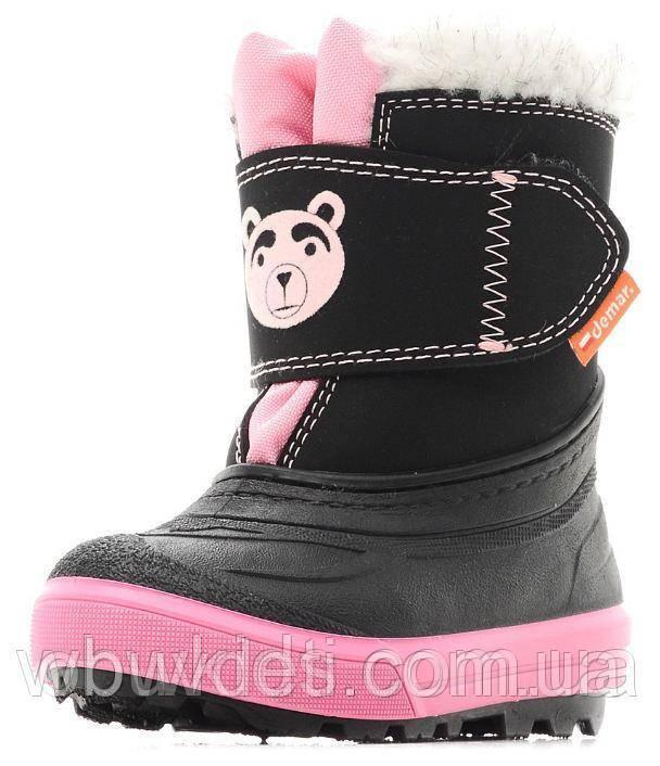Теплі зимові чоботи для дітей Demar 28/29 - 18.5 см
