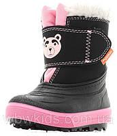 Теплі зимові чоботи для дітей Demar 28/29 - 18.5 см, фото 1
