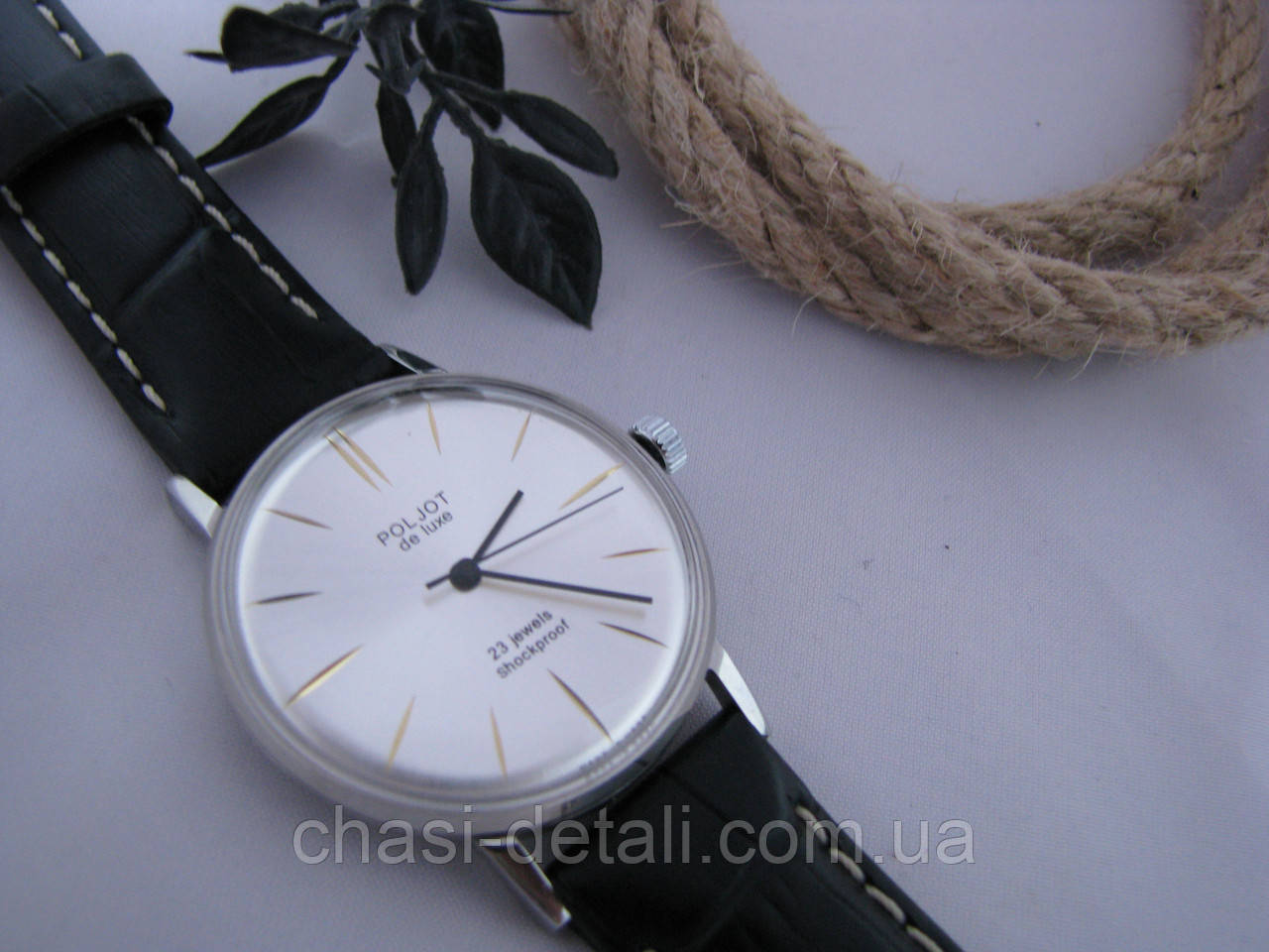 Ультратонкие Часы Полет де Люкс. механизм 2209, 23 камня.