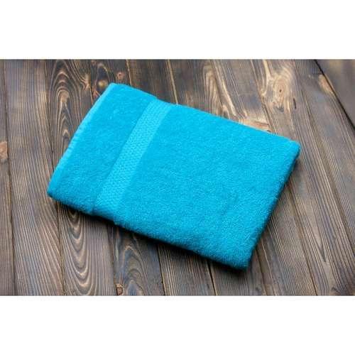 Полотенце махровое Soft touch 40х70 морская волна 400 г/м²