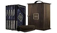 Книги подарочные BST 860014 255х280х48 мм Изменившие мир (Patina Blu) (в 4-х томах)