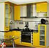 Кухня с фасадами мдф покраска угловые