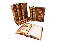 Книги подарочные BST 860516 165х270х40мм Библиотека «Великие личности» (Gabinetto) (в 11-ти томах)