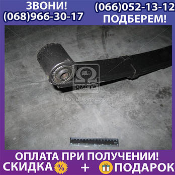 Рессора задняя ГАЗ 3302,33027 5-лист.(усилен.) с сайлентблоком (пр-во ГАЗ) (арт. 3302-2912010-10)