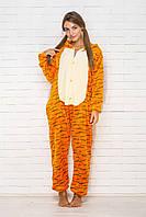 Пижама кигуруми Funny Mood Тигра S Оранжевый S ( 148-159 см )