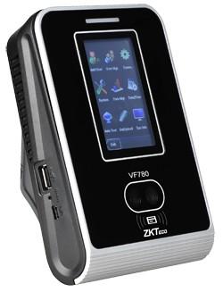 Система контроля доступа и учета рабочего времени по геометрии лиц ZKTeco VF780