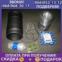 Гильзо-комплект ЯМЗ 236 (ГП+Кольца+палец+уплотнительные кольца) П/К (пр-во ЯМЗ) (арт. 236-1004006)