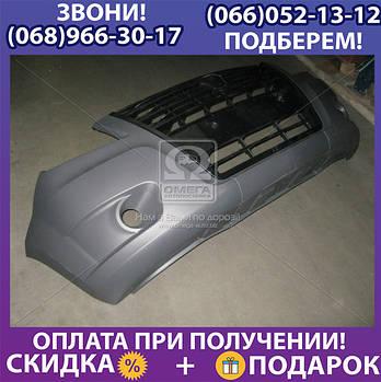 """Панель бампера в сборе """"ГАЗель Next"""" (под противотуманные фары) ГАЗ(А21R23-2803012-10) (пр-во ГАЗ) (арт. А21R23-2803012-10)"""