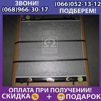 Радиатор охлаждения SPACEGEAR 20i MT/AT 94-00(пр-во Van Wezel) (арт. 32002158)