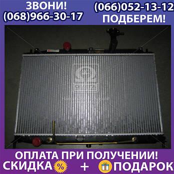 Радиатор охлаждения ACCENT3 14i/16i AT 05-(пр-во Van Wezel) (арт. 82002177)