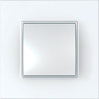 Рамка 1 пост. Unica Quadro Белый MGU2.702.18