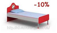 Кровать Dr-11-1 (матрас 90*200 см) мебель детская.