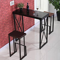 Кухонный комплект мебели лофт Mini