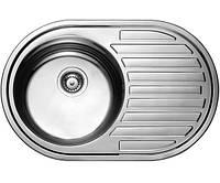Мойка на кухню ULA 770*500 микродекор