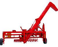 Машина для выгрузки зерна из мешков (рукавов) ЗРМ 180