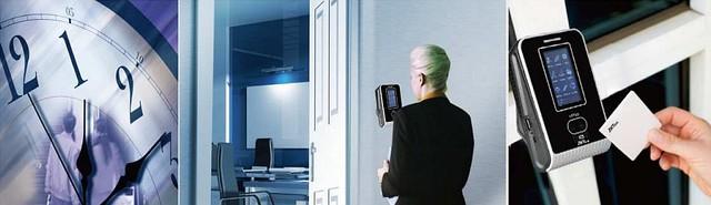 Контроль доступа по лицам в офисе