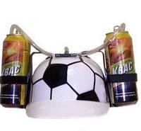 Шлем для пива в виде мяча