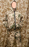Ветровочный тактический костюм (маскхалат)Тропик 2 (про-во Украина)