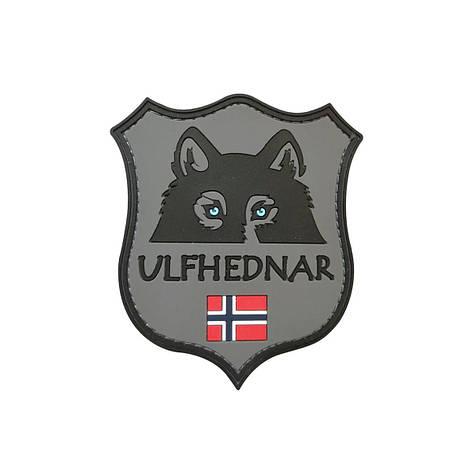Патч Ulfhendar, фото 2