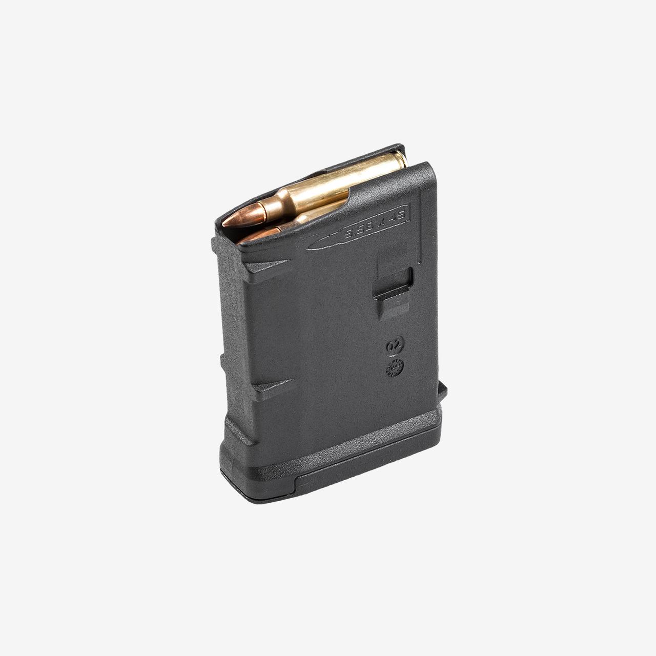 Магазин Magpul черный PMAG 10 AR/M4 GEN M3, 5.56x45