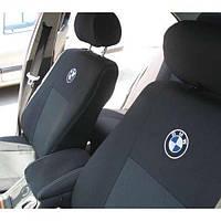 Чехлы на сиденья Авточехлы BMW 3 Series (E46) з с цел 1998-2006 Elegant бмв е46