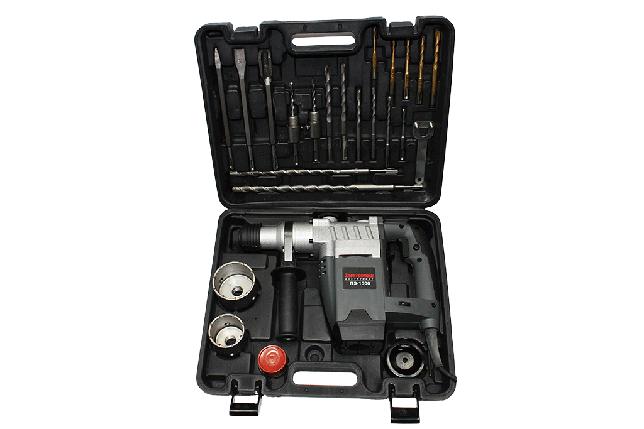 Перфоратор электрический ПЭ-1500 Электромаш, фото 2