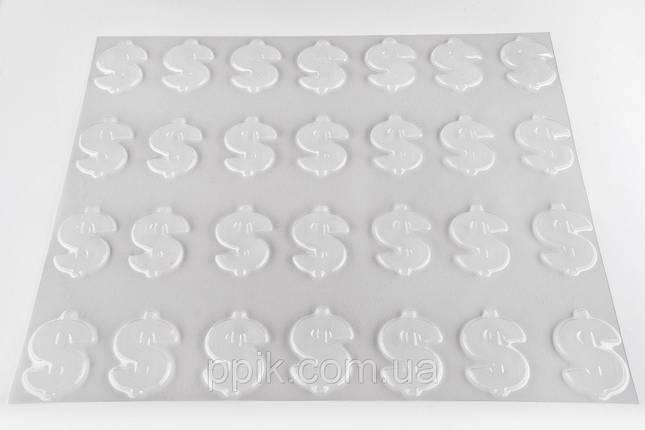 """Текстурный мат """"Доллар"""" 430мм*340мм, фото 2"""
