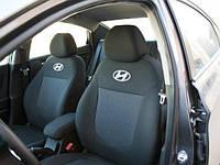 Чехлы на сиденья Hyundai Tucson 2018- 'Elegant'