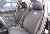 Чехлы на сиденья Авточехлы Nissan Pathfinder (R51) (5 мест) 2004-2012 Elegant ниссан патфайндер р51