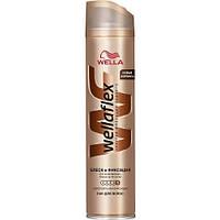 Wellaflex лак для волос блеск и фиксация ультрасильной фиксации (5) 250 мл