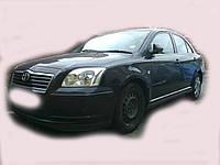 Брызговыки и подкрылки Toyota Avensis