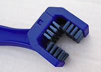 Щетка для очистки цепи от ржавчины