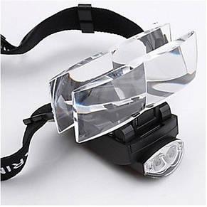 Бинокуляр Magnifier 9892C LED 1x - 6x, фото 2