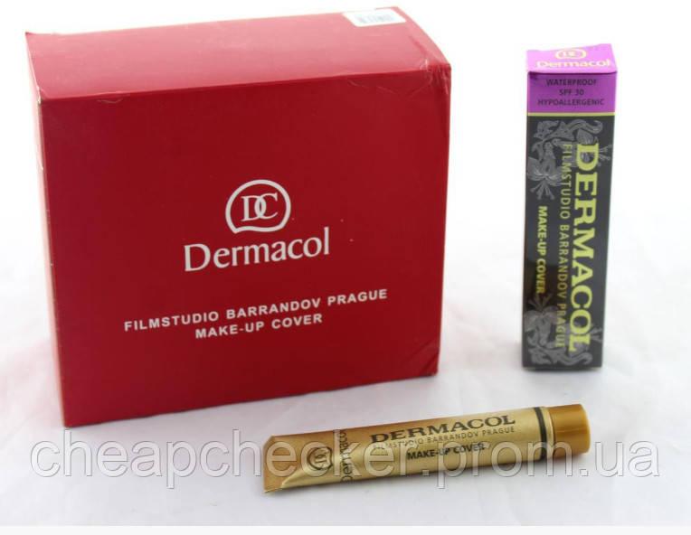 Тональный Крем 209 Dermacol 12 Шт В Упаковке