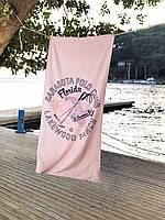 Полотенце пляжное махровое U.S. Polo Assn - Florida 75*150