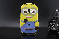 Гумовий 3D чохол для Asus Zenfone 5 Міньйон, фото 1