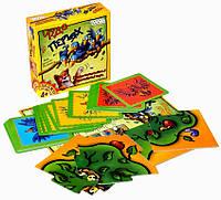 Карточная настольная игра Чудо в Перьях для детей