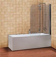 Шторка для ванны Devit Quest FEN0797 стекло прозрачное