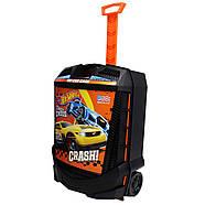 Кейс чемодан на 100машинок Хот Вилс  Hot Wheels 100-CarRolling Storage Case, фото 3