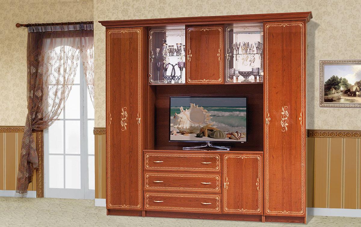 """Стенка """"Версаль 1"""" Ширина: 2366 мм - Мебельный центр в Хмельницком"""