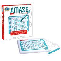 Игра-головоломка Amaze (Движущийся лабиринт) ThinkFun 5820-WH