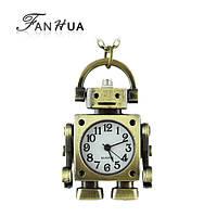 Часы-подвеска Роботенок + цепочка