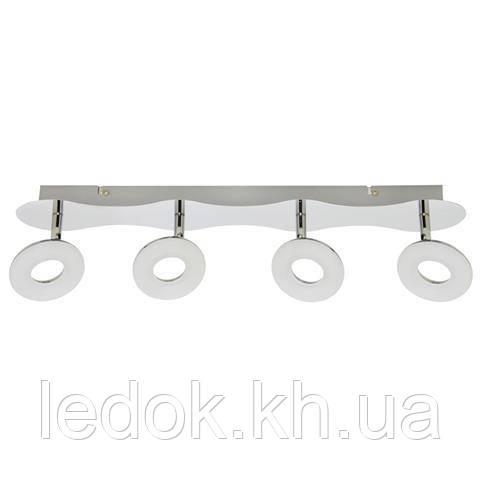 """Светильник поворотный LED  """"MILAS-5"""" 4х5W"""