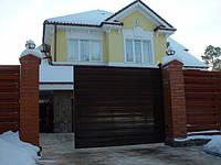 Откатные ворота (каркас), фото 1