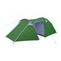 Палатка кемпинговая 4-х местная с тентом и тамбуром VENICE