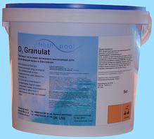 Кислород гранулированный Fresh Pool 25 кг