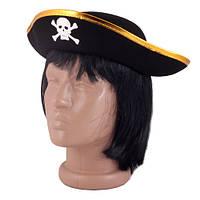 Пиратская шляпа детская